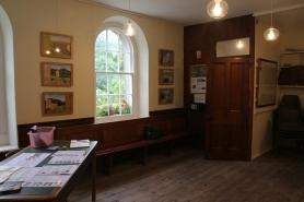 7-18 Muker Literary Institute exhibition (5)