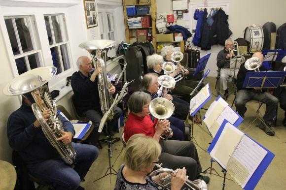 Muker Silver Band (1)