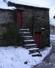 Muker Village in winter (1)