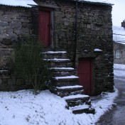 Muker Village in winter (1)