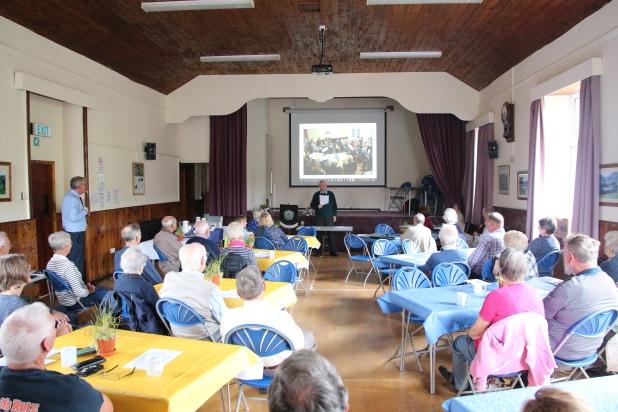 9-18 Norman Guy at Alderson Society (4)